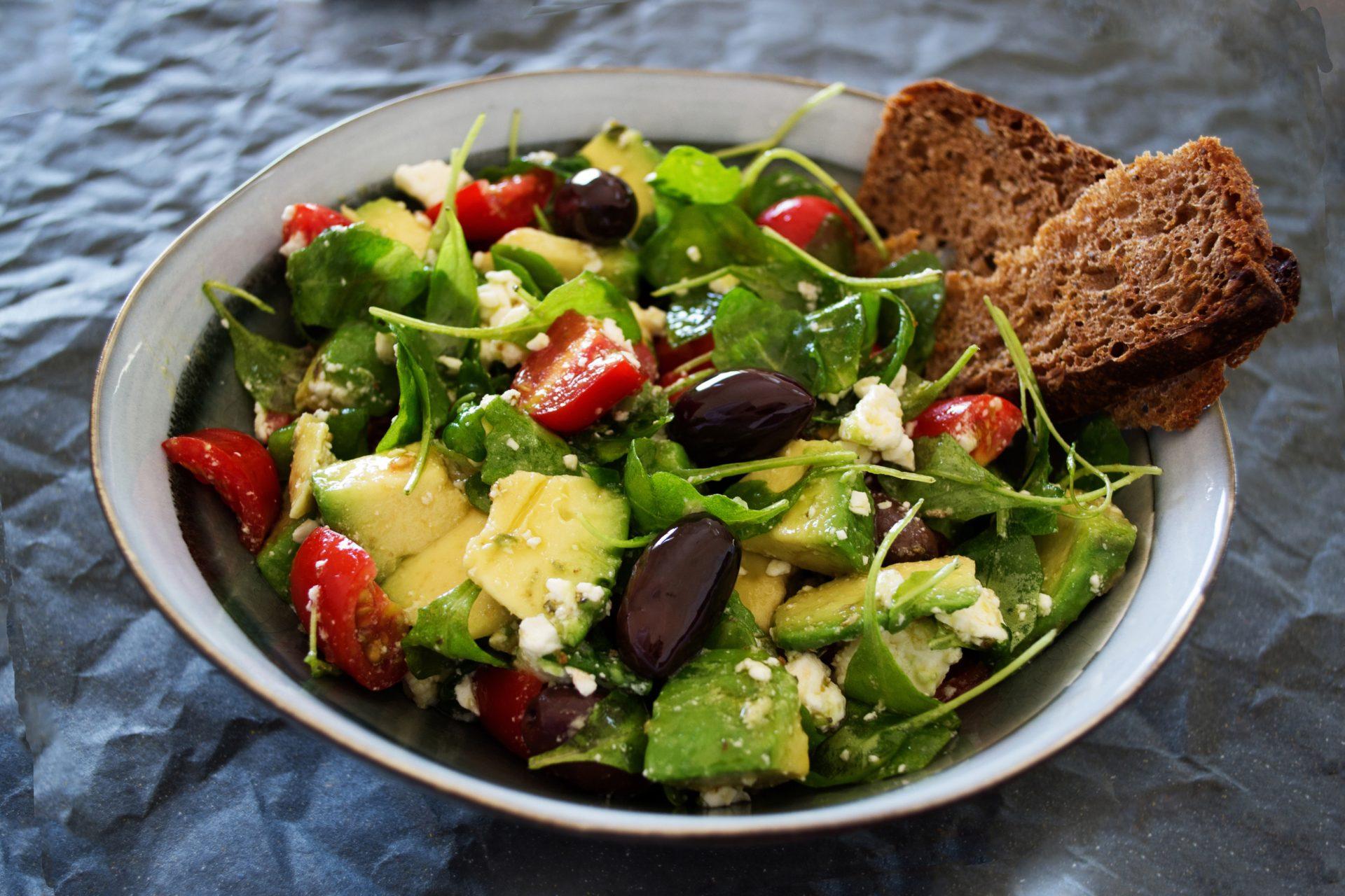 avocado-tomaat-salade